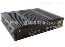 嵌入式多媒体播放盒-双网口嵌入式工控机