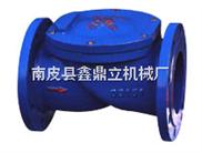 H44X橡胶瓣止回阀信守质量承诺服务承诺