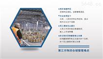 Smart WMS第三方物流智慧仓库管理系统