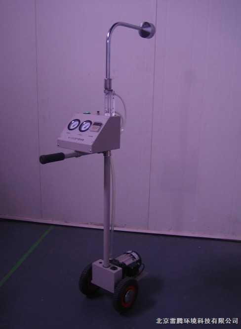 可移动式空气取样器