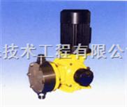 美国米顿罗GM系列马达驱动机械隔膜计量泵