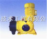 美国米顿罗GB系列马达驱动机械隔膜计量泵