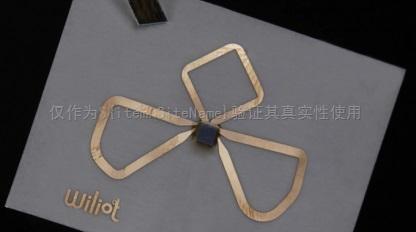 首款无电池蓝牙张贴传感器吊牌开发成功