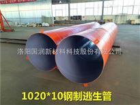 DN800钢制隧道逃生管道
