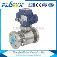 用于调节与控制流体的气动不锈钢高压球阀