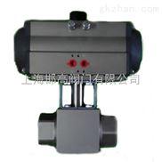 Q611F高压气动球阀