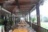 深圳市區餐廳酒吧噴霧降溫造景設備效果圖