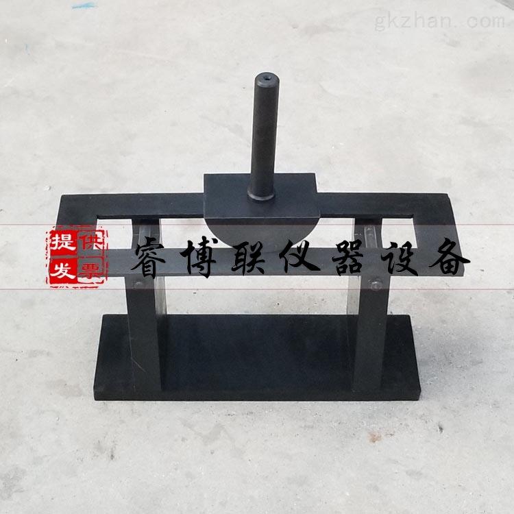 水泥基填缝剂横向变形试验装置