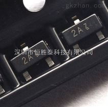 MMBT3906丝印代码2A二三极管40V晶体管