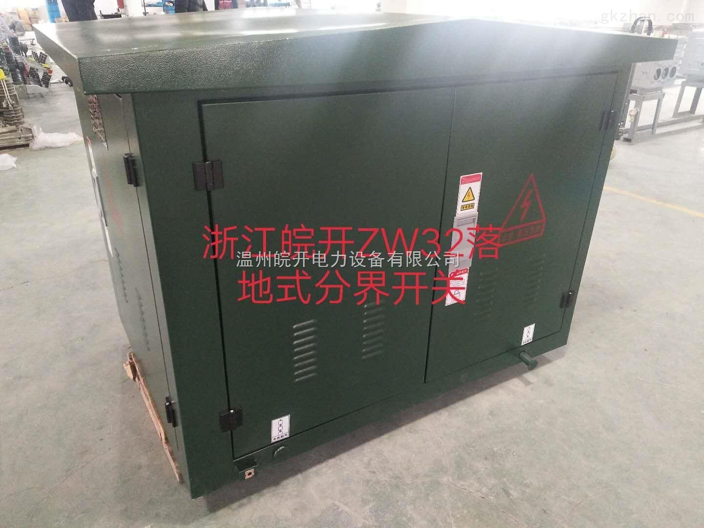 ZW32-12F落地式看门狗/分界开关