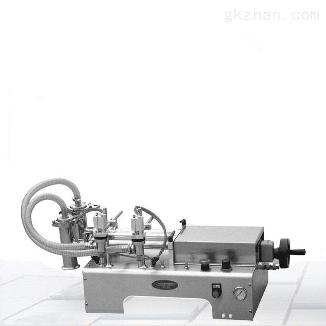 液体半自动灌装机