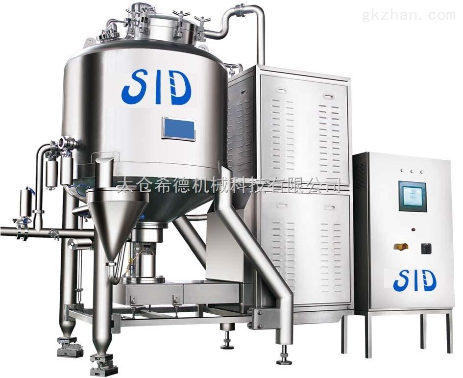 高效自动化粉液混合系统