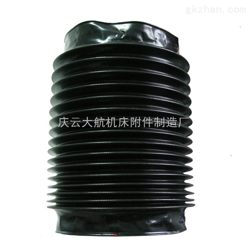 橡胶布油缸保护套规格