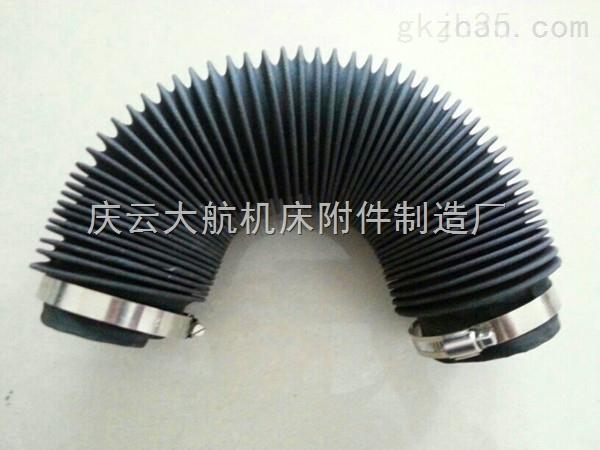 防尘丝杠防护罩