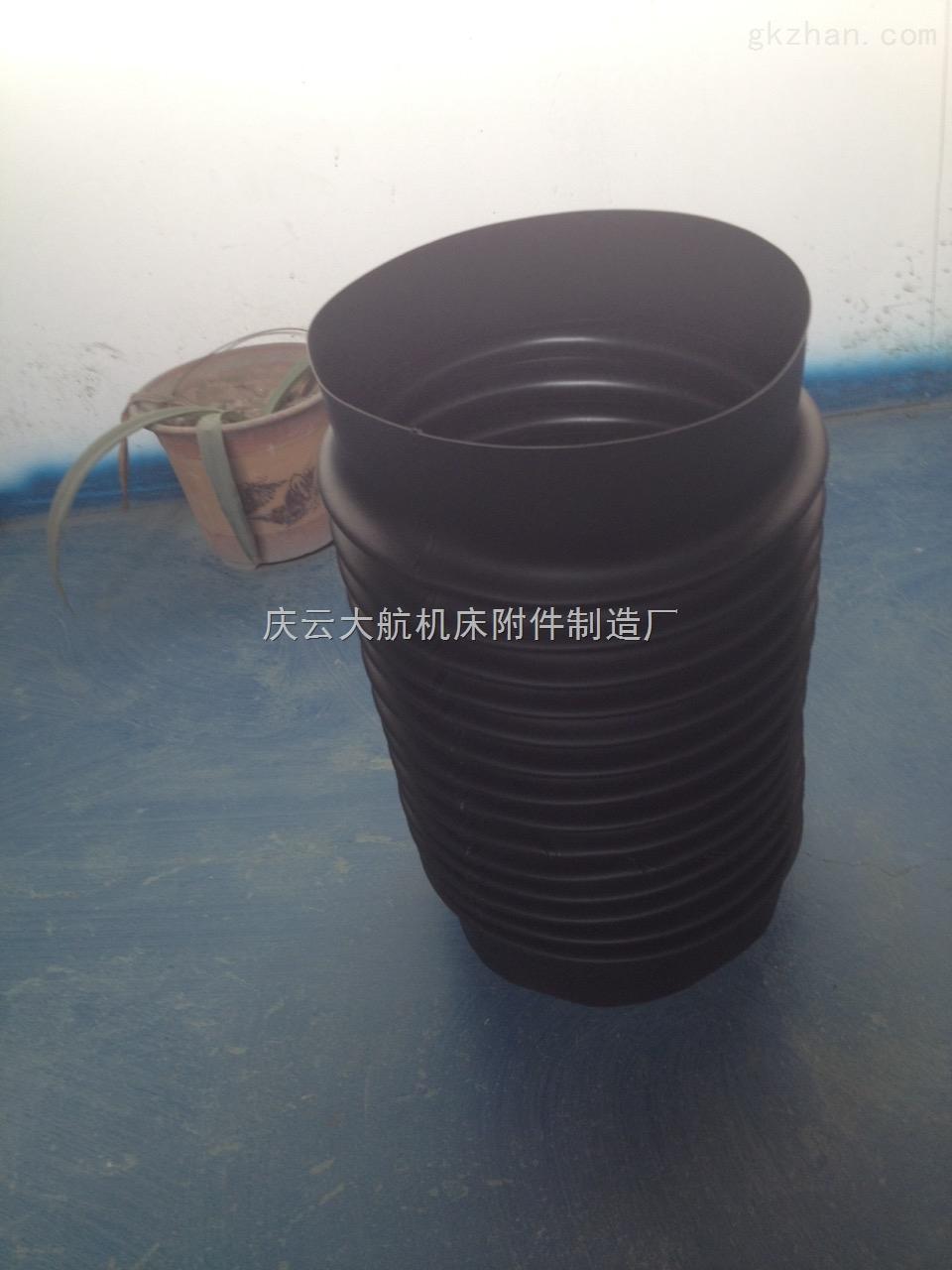 耐酸碱油缸活塞杆保护套厂家