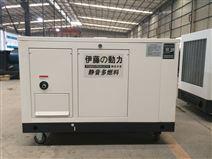 伊藤25KW全自动汽油发电机YT25RSE-ATS