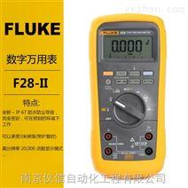 FLUKE F28-2數字萬用表