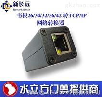 新长远WG26/34转TCP/IP转换器