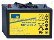 12V50AH德国阳光A412/50G6蓄电池现货报价
