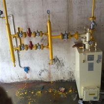 煤气管道中邦100kg液化气汽化炉安装工程