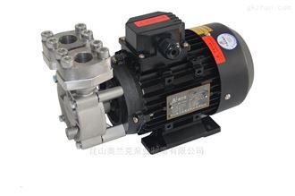 WD-10不锈钢耐高温耐高压高温模温机泵