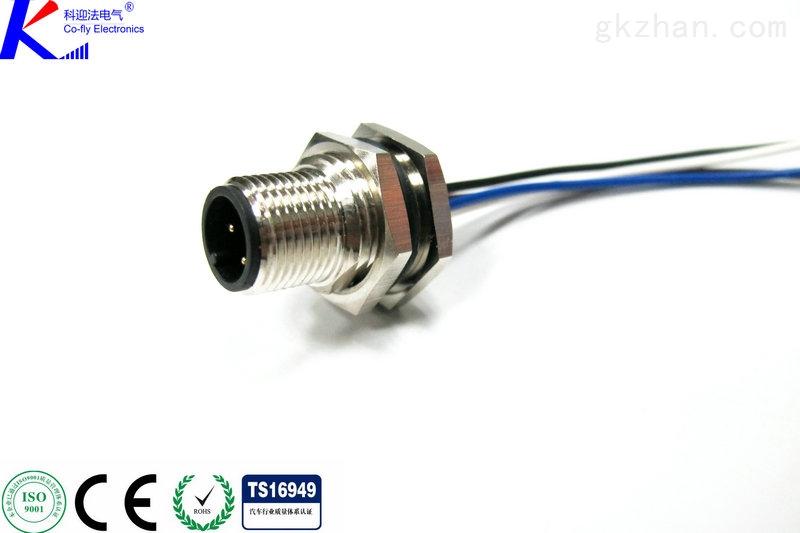 profinet协议,M12机箱机柜工控机连接器