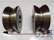LV20/8ZZ导轨滚轮轴承-用于重型导轨设备轴承
