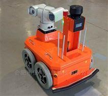地面行走式變電站四輪巡檢機器人