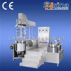 SH-SME固定式真空均质乳化机
