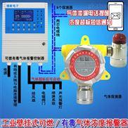 化工厂车间液氨泄漏报警器,可燃气体探测报警器联网型监测