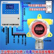 化工厂仓库天然气气体探测报警器,可燃气体探测报警器安装价格