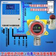 餐厅厨房燃气气体报警器,有害气体报警器的低报和高报设定多少合适