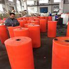 十堰电厂拦垃圾浮筒 拼接式双排拦污排