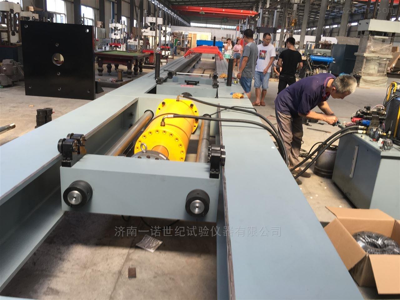 钢丝绳卧式拉力试验机高科技产品