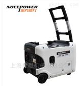 诺克新款3kw静音便携式车载汽油发电机