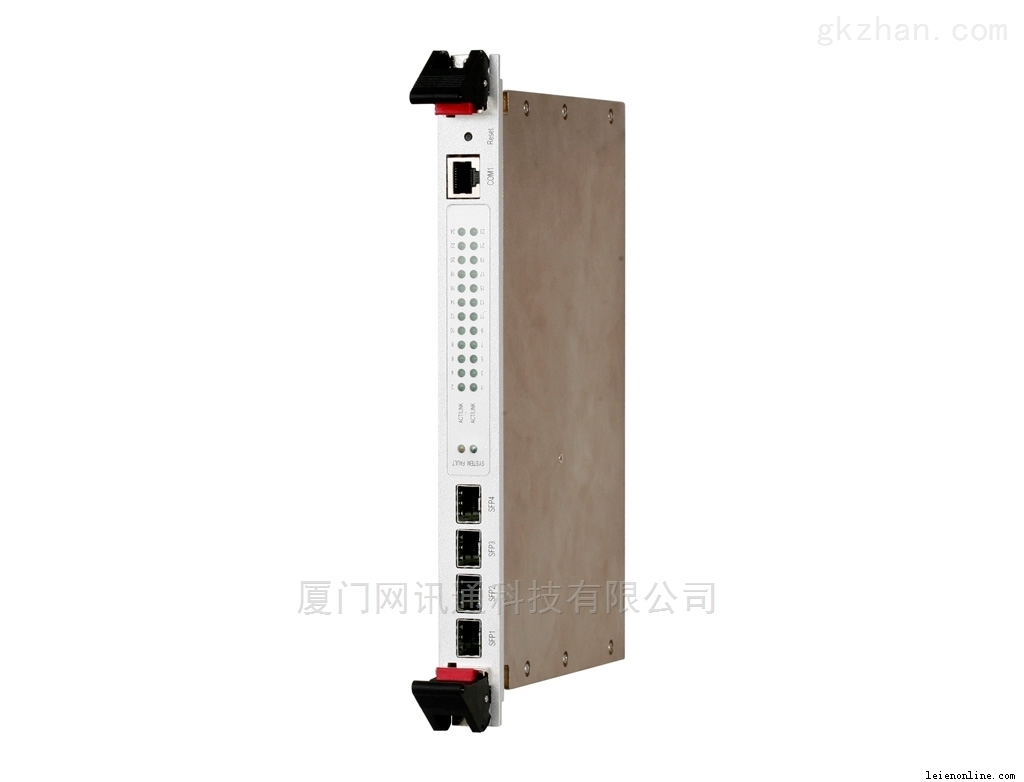 VPX-6424 6U 24GbE VPX交换板