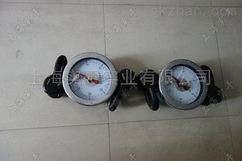 牵引力测量用的表盘拉力计50公斤