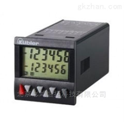 德国kubler电子式LCD 预置型计数器