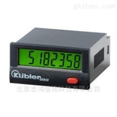 供应德国kubler电子式LCD脉冲计数
