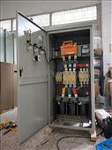 115kw自耦控制柜接线原理图