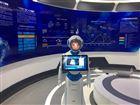科技展览馆机器人开讲!迎宾接待