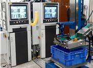 玻壳外观检测系统-玻壳外观检测和自动收料系统