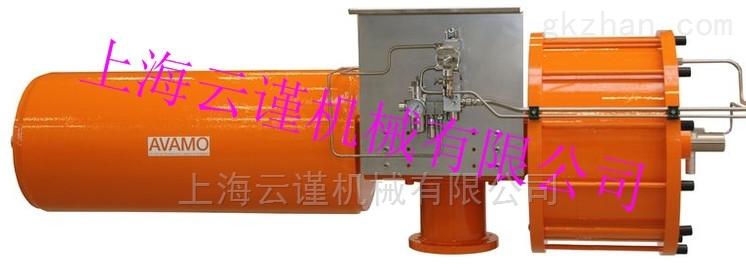 德国齿轮齿条机构AVAMO执行器上海代表处