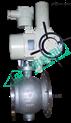 PBQ3407H-电动侧装式偏心半球阀,旋转阀