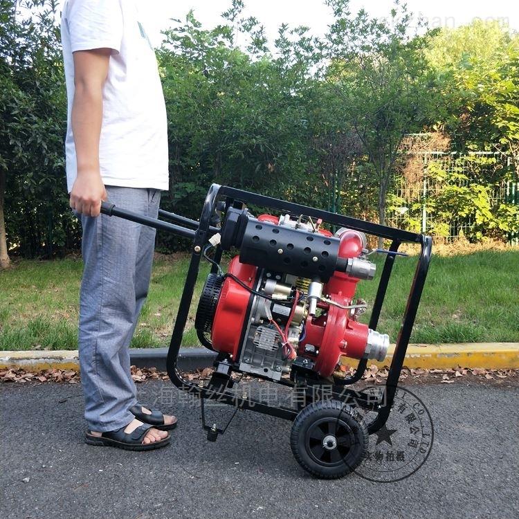 翰絲3寸柴油機消防型水泵
