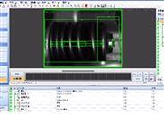 发动机弹簧疏密方向视觉检测系统