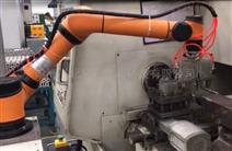 遨博全自动6轴喷涂机械臂