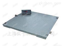 产业称重0.8米小地磅 1-3吨电子地磅