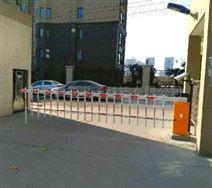 小区门禁栅栏升降杆