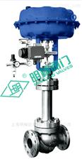 DZDLP不锈钢加长杆低温气动薄膜调节阀